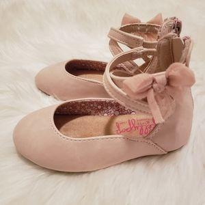 Jellypop Pink Flats